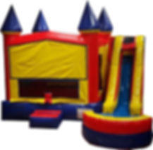 Inflatable Bouncer Water Slide Rental