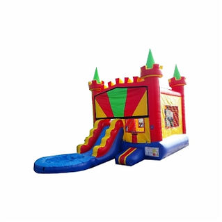 Event Combo Bouncr Water Slide Rentals for kids
