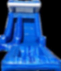 16' Blue Wave Water Slide Rentals