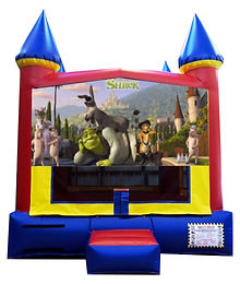 Shrek Inflatable Rental