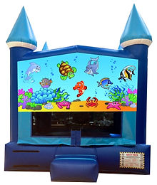 Under the Sea Inflatable Rentals