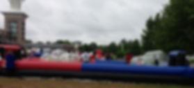 Bumper Ball Inflatable Rental