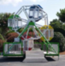 Ferris Wheel Carnival Ride Rental