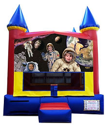 Space or Astronaut Inflatable Rentals