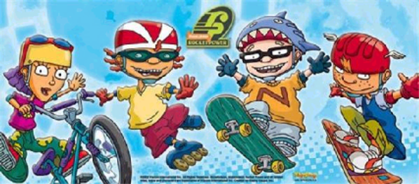 Rocket Power Inflatables
