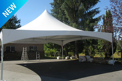 High Peak Marquee 20 x 20 Event Tent Rental