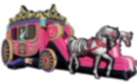 Princess Carriage Corporate Event Idea