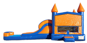 Inflatable Bouncer Combo Rental