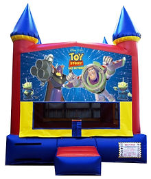 Toy Story Inflatable Rentals