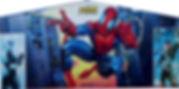 Spiderman moonwalk rentals