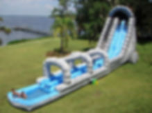 Rent Giant Inflatable Water Slides