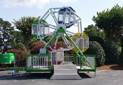 Ferris Wheel Carnival Ride Rental