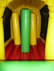 Toddler Inflatable Train Rental
