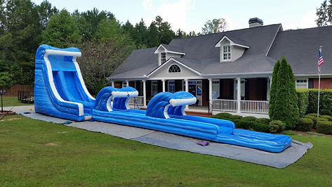 Corporate Event Water Slide Rentals Georgia