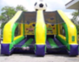 P.K. Shootout Inflatable Soccer Game