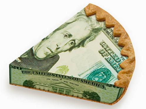 Pie Sale Donation