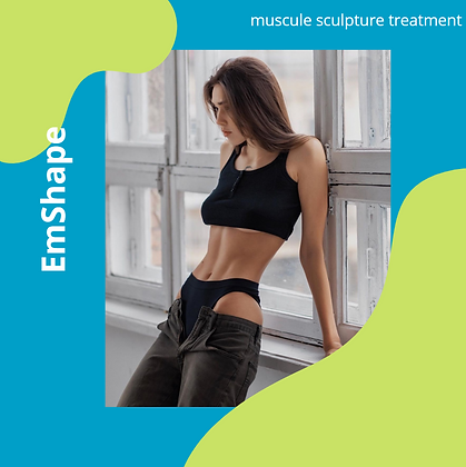 Fat Freezing + EmShape Body Sculpting