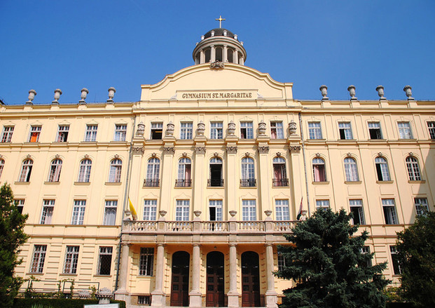 Szent Margit Gimnázium, Budapest
