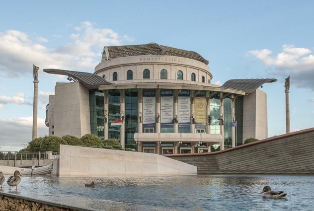 Nemzeti Színház, Budapest
