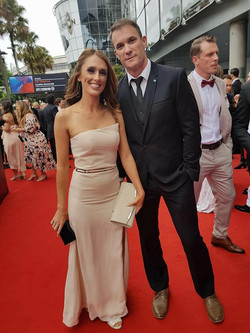 On the Red Carpet AACTA with Nicole Payt