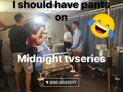 Bts Midnight tv series 2018