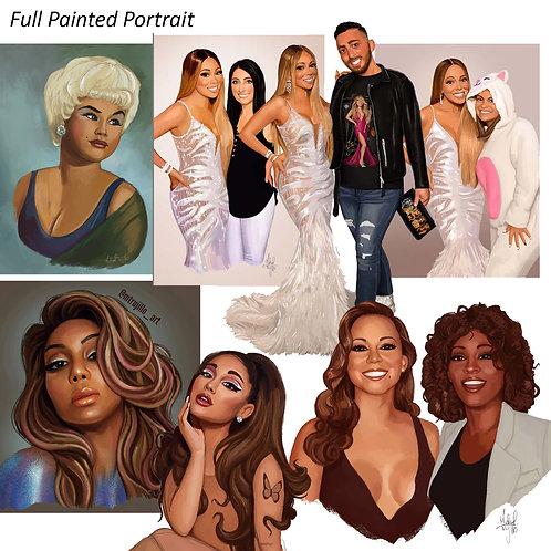 Full Painted Portrait *Waitlist