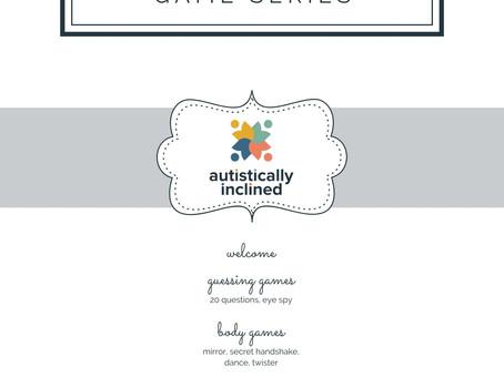 Easy Games (Printable)