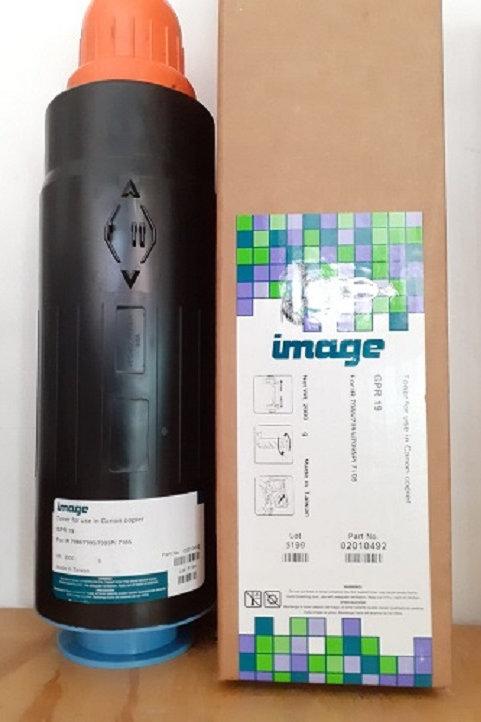 Toner Canon, Equivalente GPR19|Marca Image