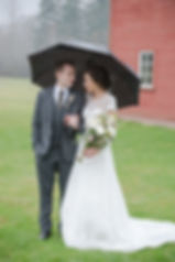 travis and crimea get married on a rainy day in vancouver british columbia