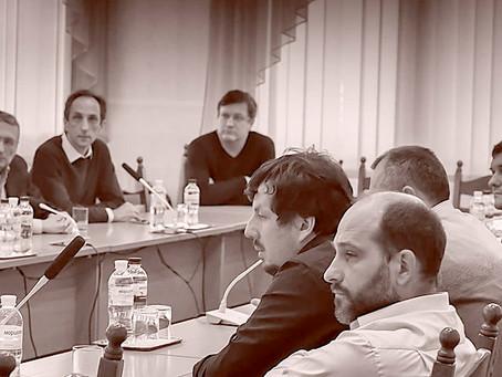 Засідання Робочої Групи з Кібербезпеки УкрСВІФТ  05.03.2020