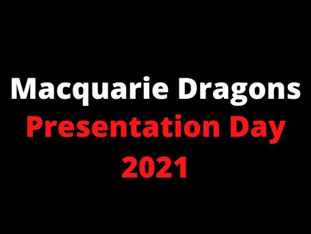Mini Presentation Day Update