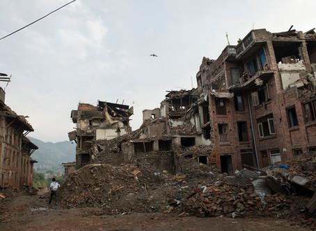 TERREMOTO NEPAL: Un año después..