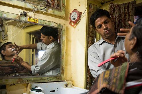 Indian Hairdresser