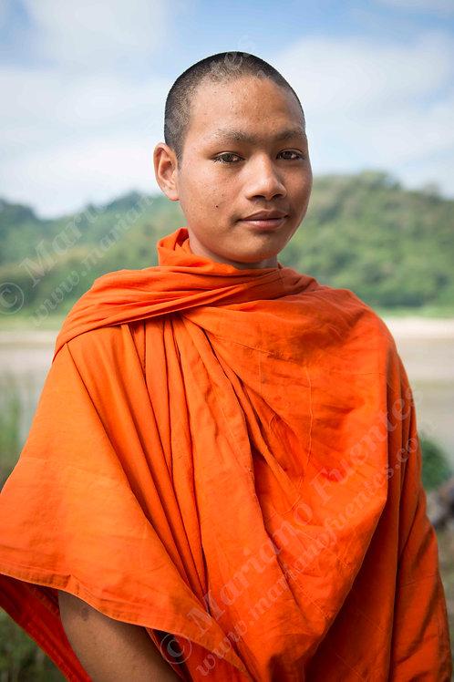 Buddhist disciple