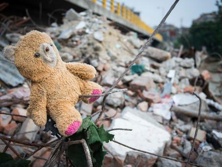 Kathmandú Earthquake: Teddy