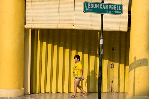 Lebuh Campbell street