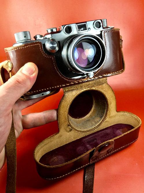 Camara Analógica Leica III C Modelo 1949