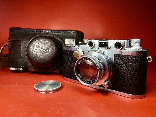 Camara Analógica | Leica III C Modelo 1946-7