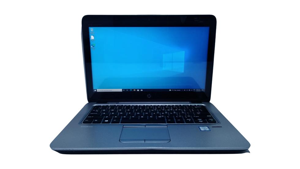 Portátil Hp Elitebook 820 g3 i5 golpe en tapa