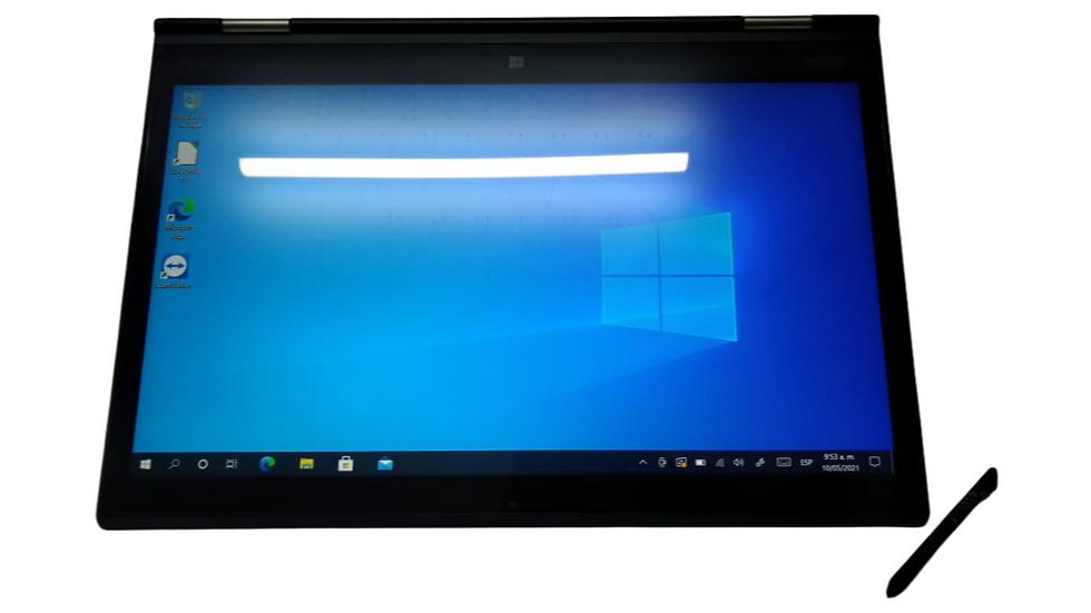 Portátil Lenovo X1 Yoga Gen 1 Grado B