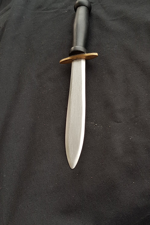 Ebony Athame with Sheath