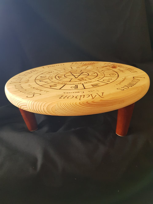 Round Altar Table