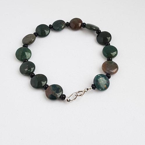 Bloodstone Bracelet 2