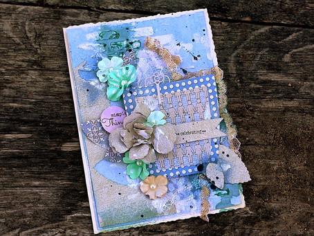 Celebrating Simple Things Card