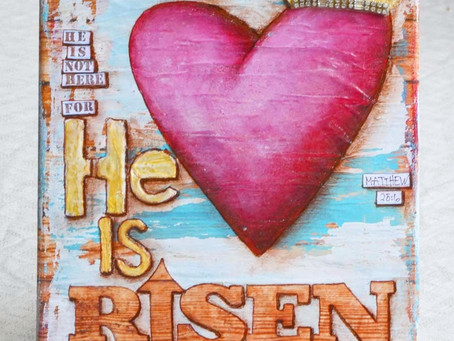 """Happy Easter!!! """"He Is Risen"""""""