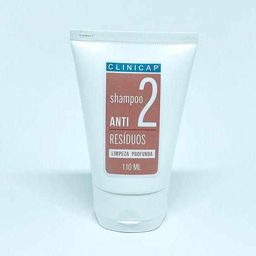 Shampoo Anti Resíduos 110ml