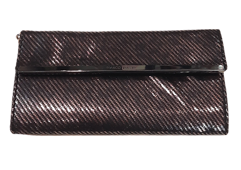 Marco Tozzi - 61004 - Dark Grey Metallic Clutch
