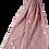 Thumbnail: 555 - Rose Gold Dandelion Print Scarf