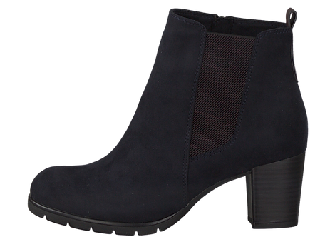 Marco Tozzi - 25355 - Navy Ankle Boot