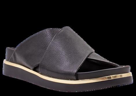 Keddo - 807280 - Black Crossover Mule